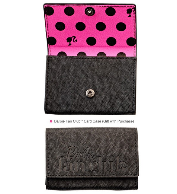 Barbie℠ Fan Club card case