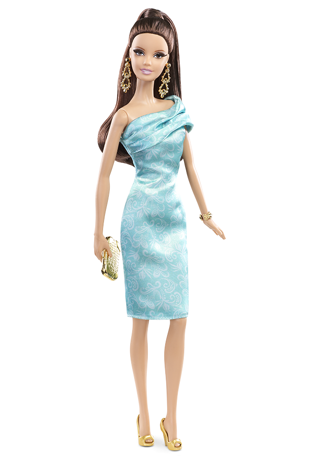 The Barbie Look™ Collection - Green Dress