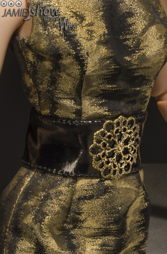"JAMIEShow Ready to Wear 2014 ""Moderne"" Belt"