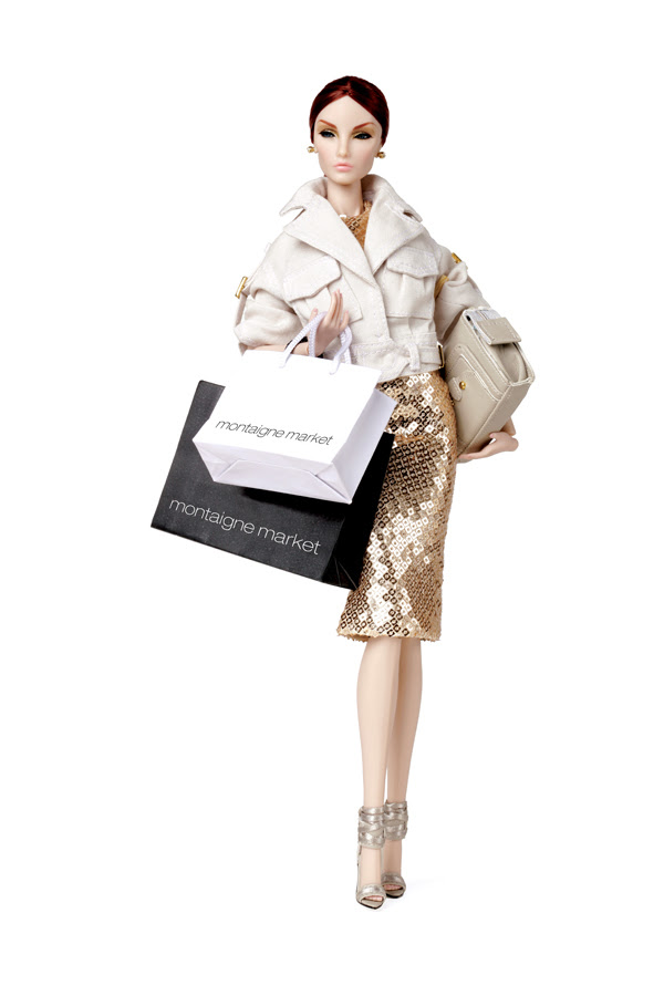 Jason Wu Montaigne Market exclusive doll (Integrity Toys)