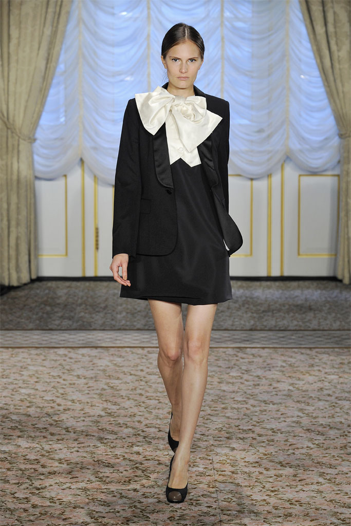 Jason Wu Resort 2011 Poppy Parker Bergdorf Goodman inspiration