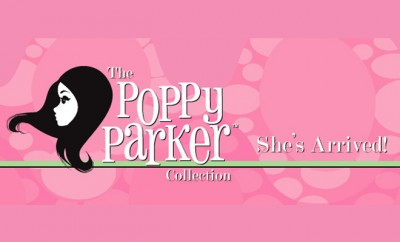 Poppy Parker She's Arrived