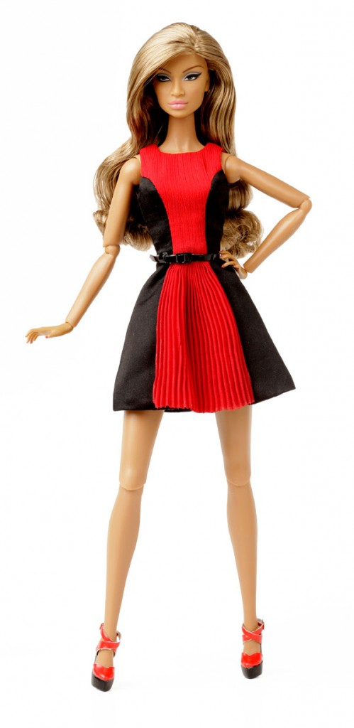 Red Strike ITBE Doll