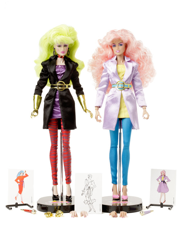 In Stitches Jem and Pizzazz Gift Set - Integrity Toys