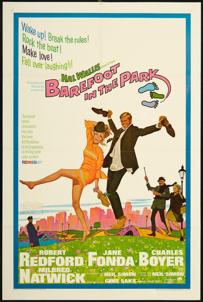 Poppy Parker - Barefoot in the Park