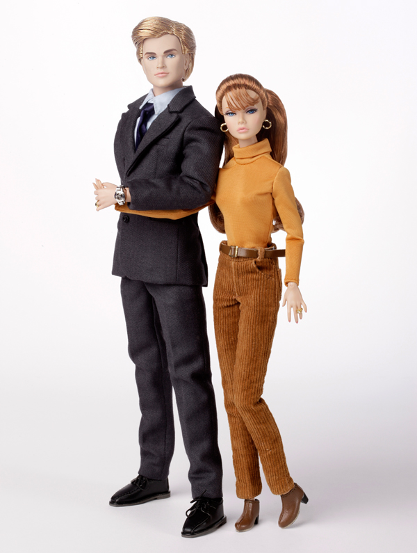 Poppy Parker and Chip Farnsworth III - The Bratter Lovers