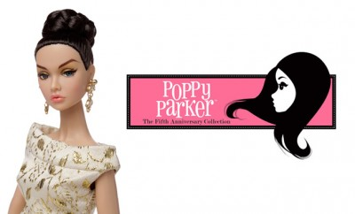 Joyous Celebration Poppy Parker™ Fifth Anniversary Souvenir Doll (W Club Exclusive doll)