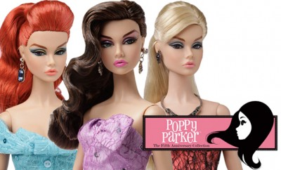 Poppy Parker 5th Anniversary Collection
