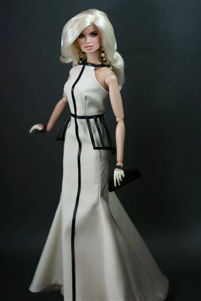 Edge Vanessa Perrin original doll by Lisa Ramsammy