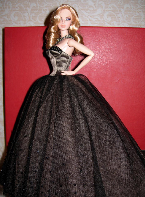Mademoiselle Jolie original OOAK doll by Jason Wu (2006) picture by LBX Fashion Royalty