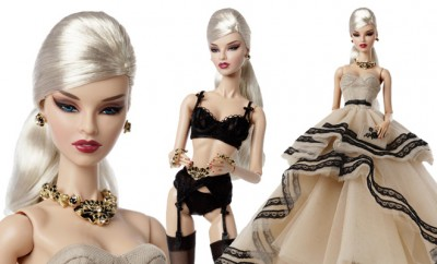 Ombres Poétique Mademoiselle Jolie W Club Exclusive Doll